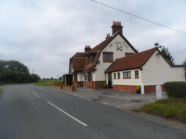 The Cross Keys pub, Henley