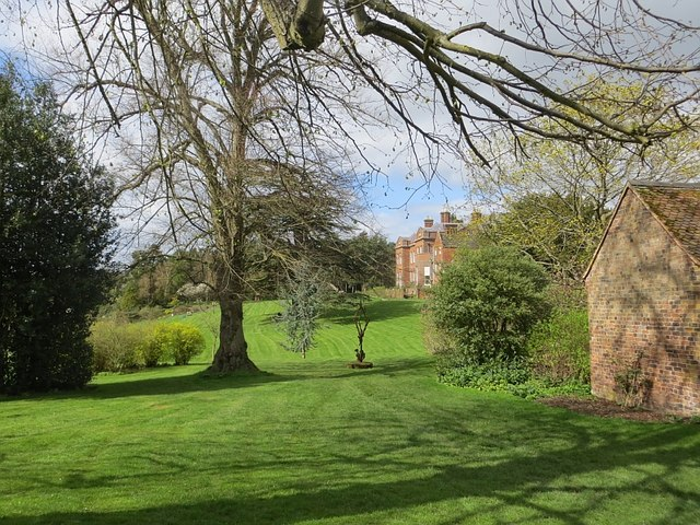 Garden, Dudmaston Hall
