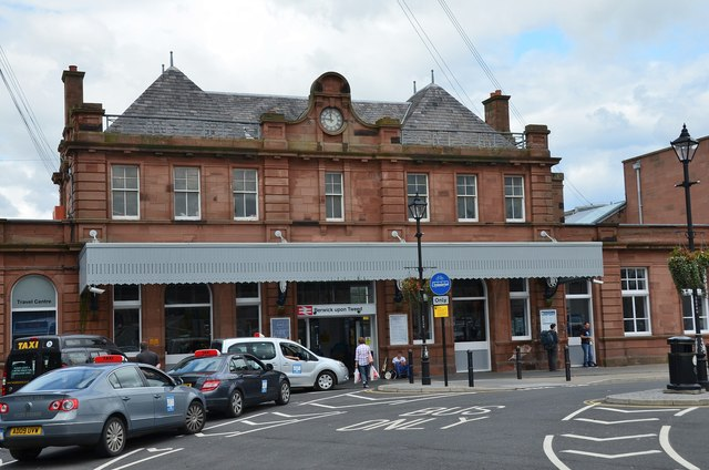 Berwick-upon-Tweed station