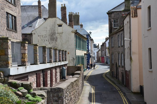 Love Lane, Berwick-upon-Tweed