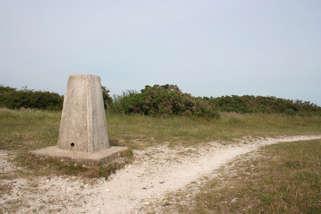 Triangulation Pillar