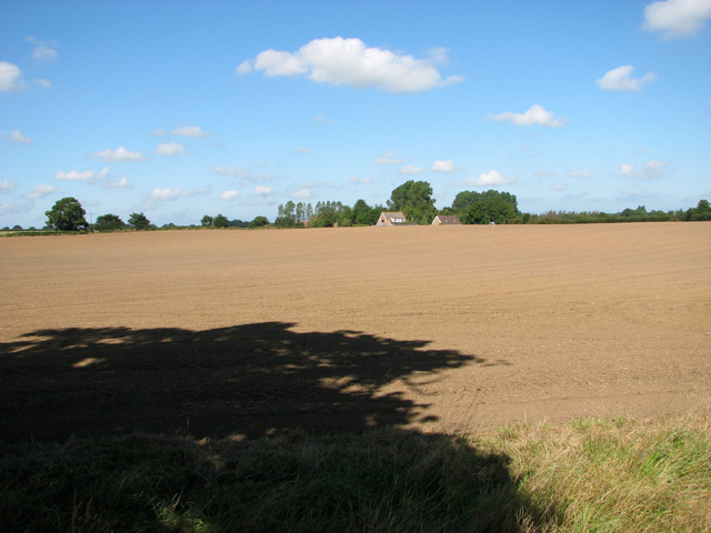 Field by Lower Farm