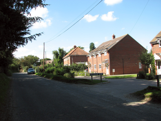 New houses in Chapel Lane
