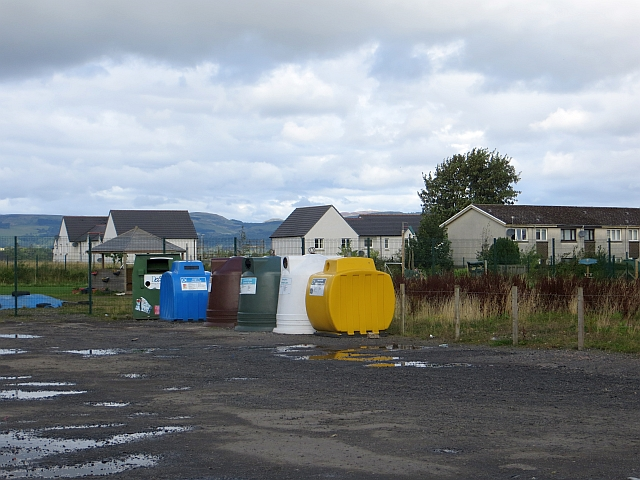 Recycling facility, Errol