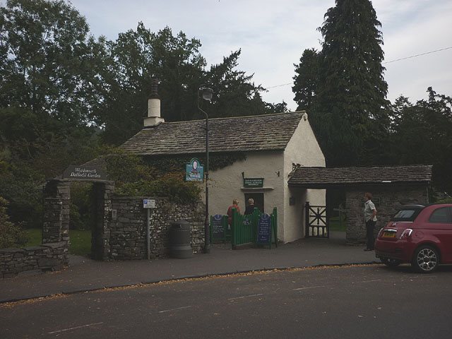 The Grasmere Gingerbread Shop