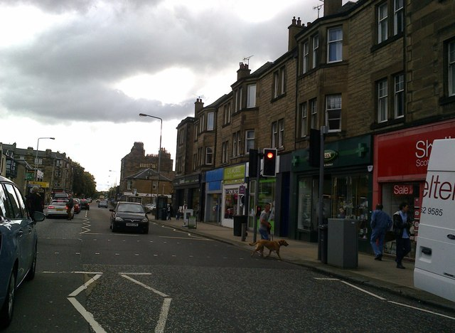 St John's Road, Corstophine