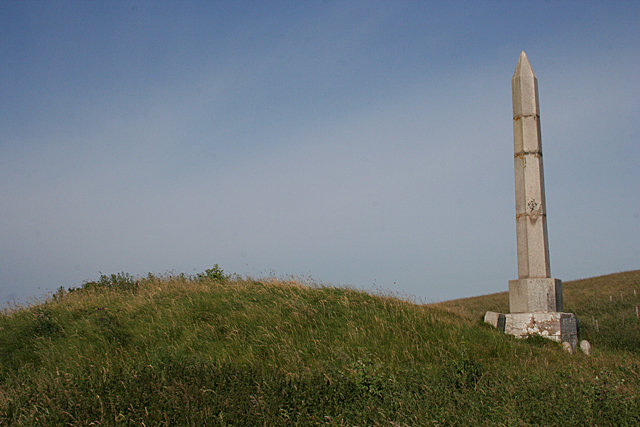 Tumulus and Obelisk