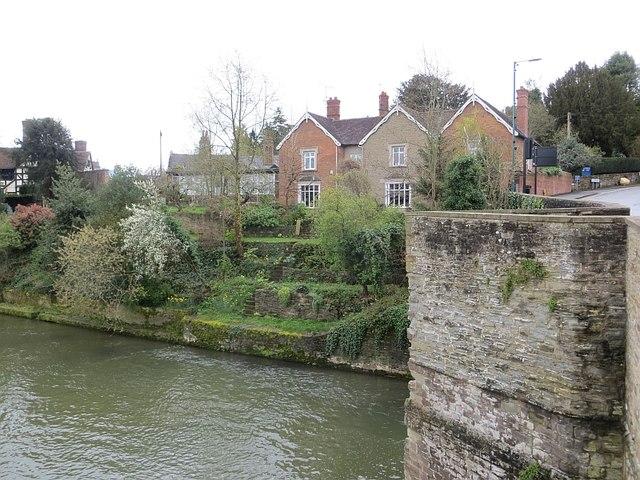 River Teme, Ludford