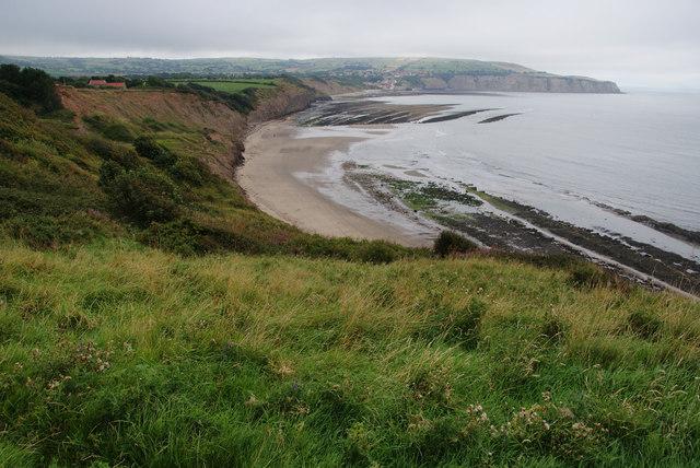Hillside above Peter White Cliff