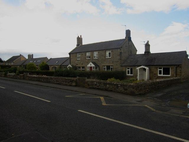 Houses in Longhoughton