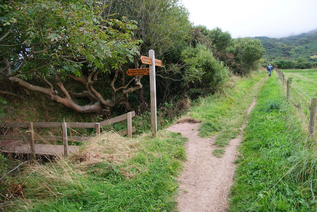 A new route for the Cleveland Way