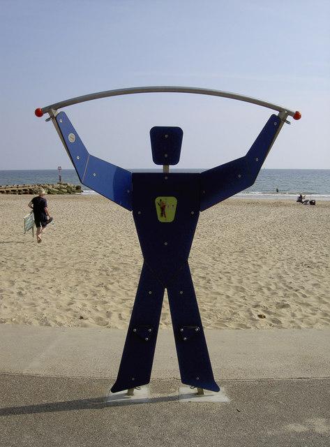 Getting a beach body