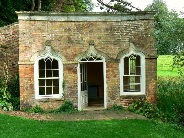 Summerhouse, Newark Park, Ozleworth, Gloucestershire
