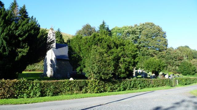 The church at Churchtown