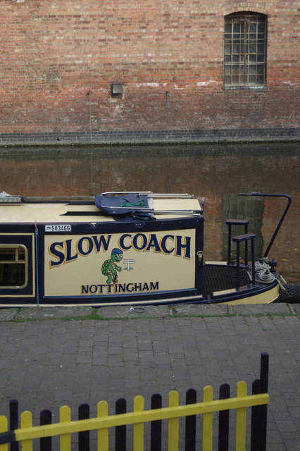 'Slow Coach' at Nottingham