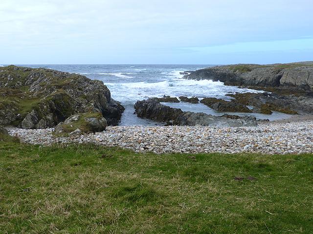 Bay north of Portnahaven