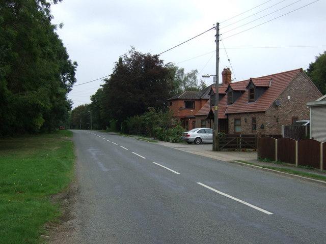 Scothern Lane, Sudbrooke