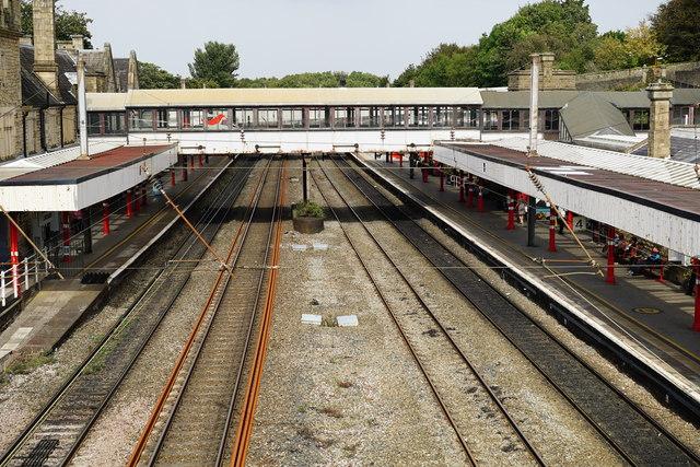 Lancaster Railway Station