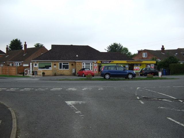 Convenience store, Nettleham