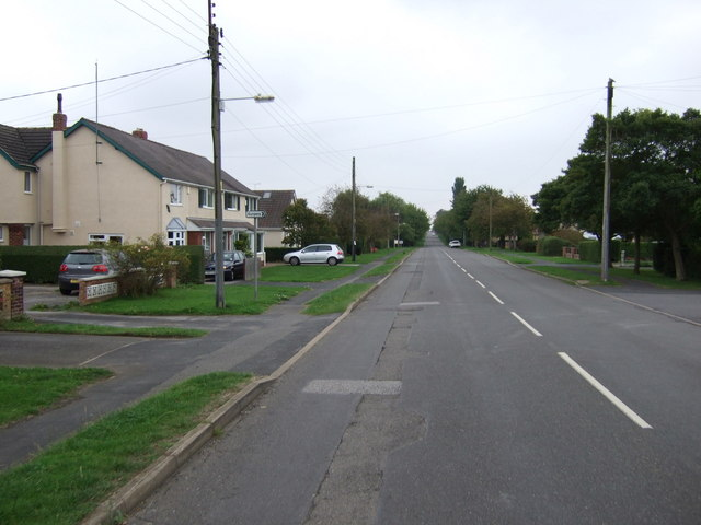 Lodge Lane, Nettleham