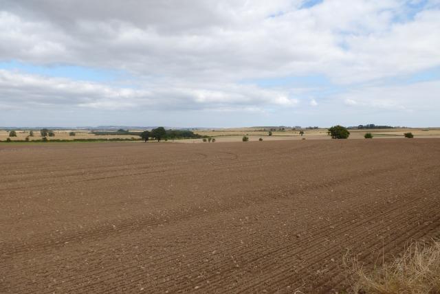 Farmland above Grindon