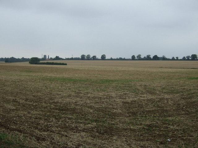 Farmland off Hawthorn Road
