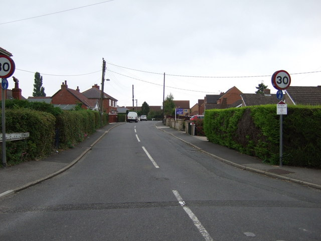 Hawthorn Avenue