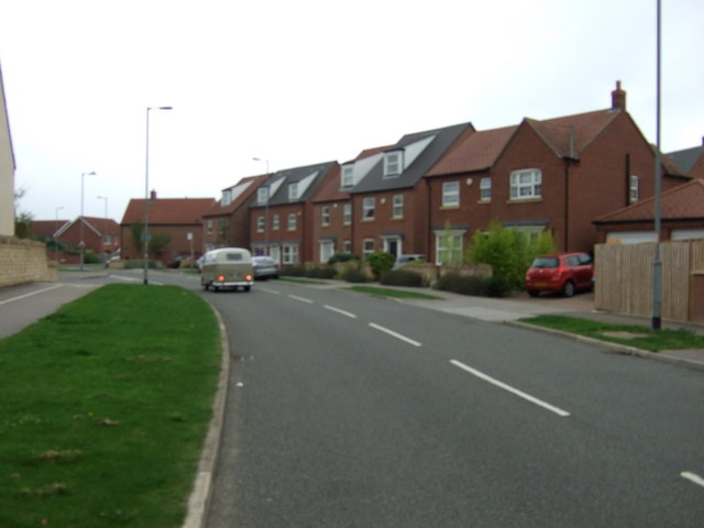 St Augustine Road, Lincoln