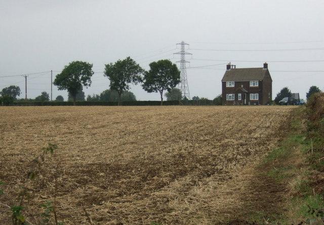 Farmland, Greetwell Lane Farm