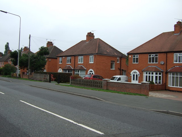 Houses on Bunkers Hill (A15)