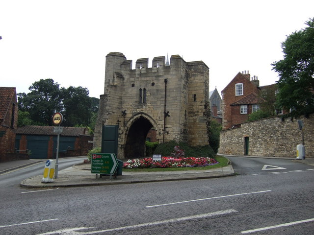 Potter Gate, Lincoln,