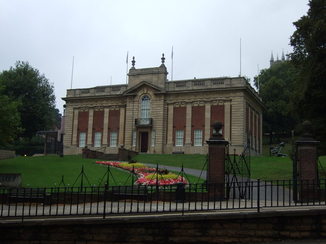 Usher Gallery, Lincoln