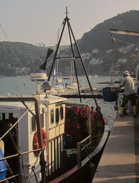 Landing crabs, Dartmouth