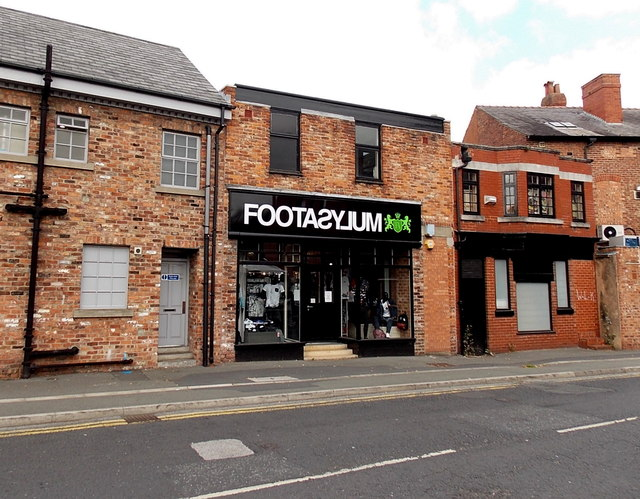 Footasylum in Wilmslow