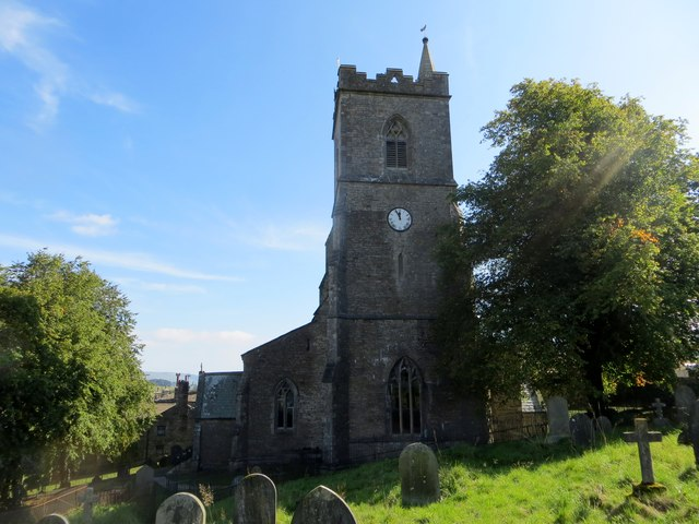 St. Margaret's, Hawes