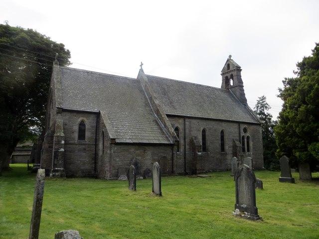 St. Mary and St. John, Hardraw