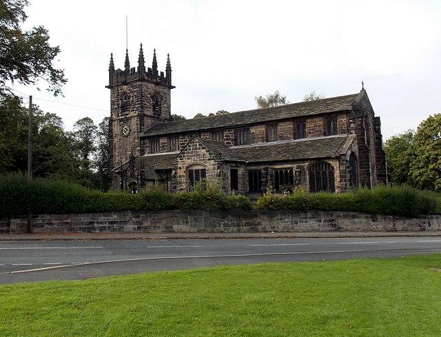 Church of St Bartholomew, Wilmslow