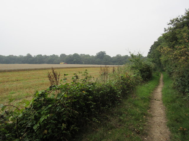 Bridleway to Ledgers Road