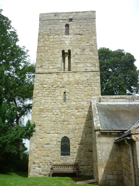 St Andrew's Church, tower