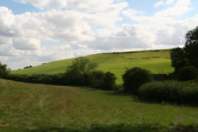 Ridge south of Normanby Dales