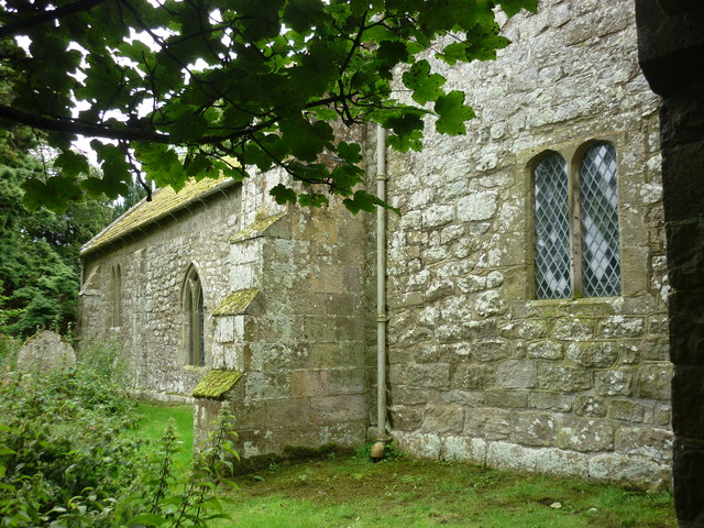St Andrew's Church, north
