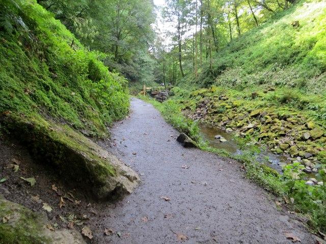 Path at Hardraw Force