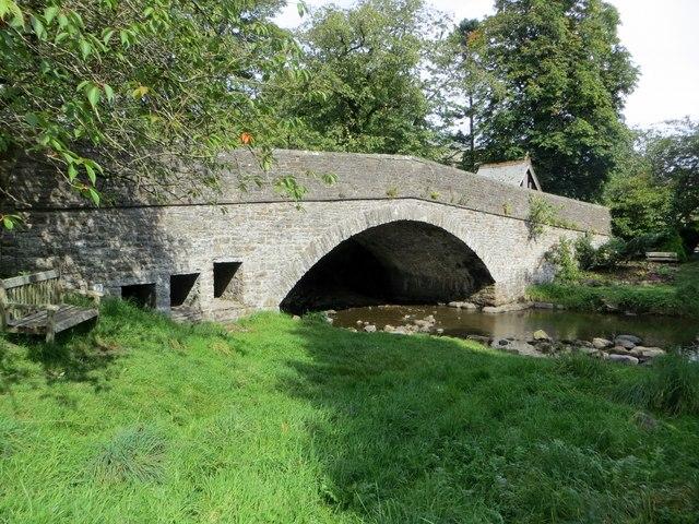 The bridge at Hardraw