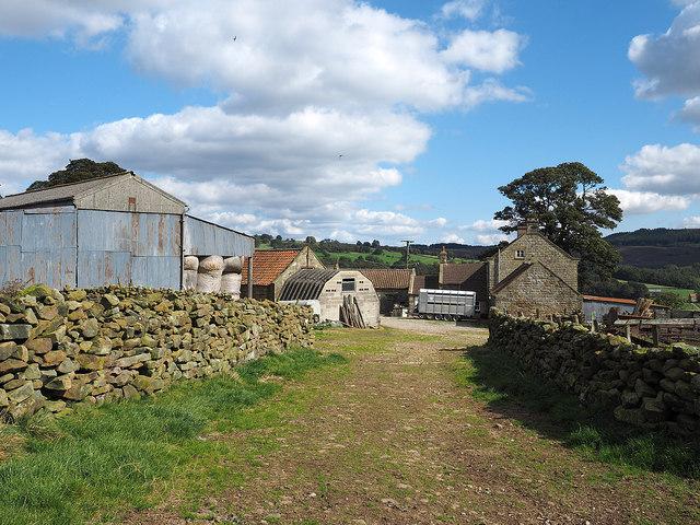 Buildings at Low Ewe Cote