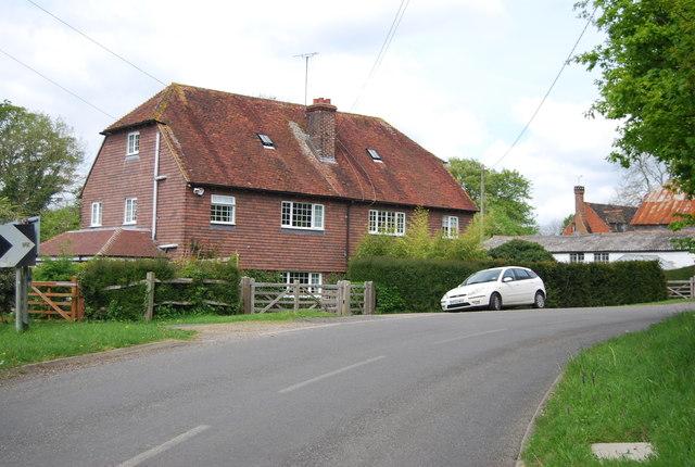 Tiled cottage