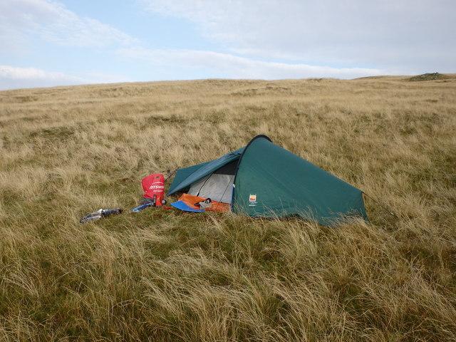 Tent, Bryn Cras