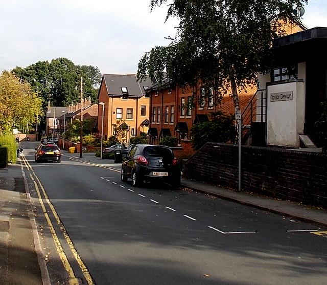 Ladyfield Street, Wilmslow