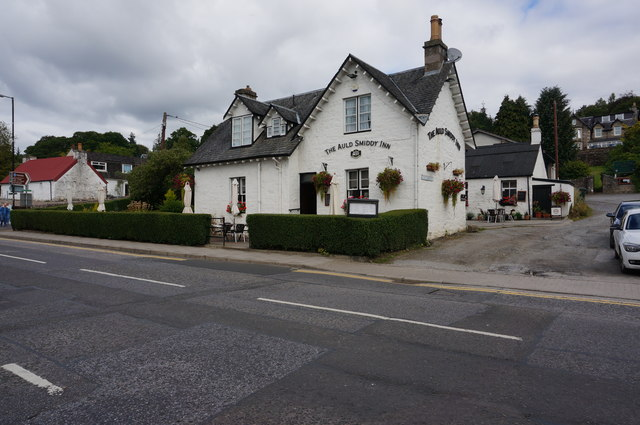 The Auld Smiddy Inn, Pitlochry