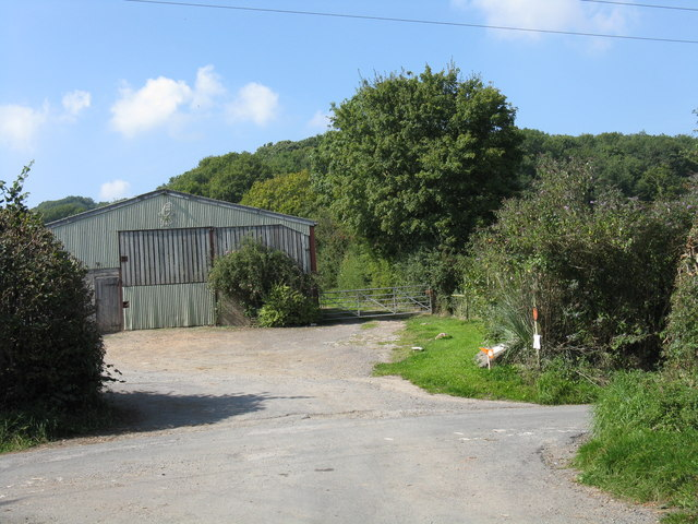 Barn at Greenhill junction