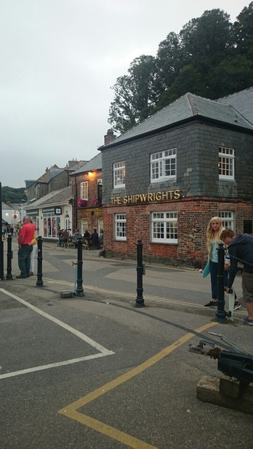 The Shipwrights, Padstow